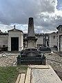 Monument morts Guerre 1870 Cimetière Ancien Vincennes 1.jpg