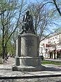Monument to Mykola Hohol in Poltava.jpg