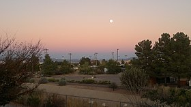 Moon over Sierra Vista - panoramio.jpg