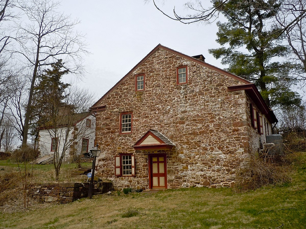 Mordecai Lincoln House Lorane Pennsylvania Wikipedia
