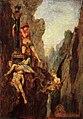 Moreau - The Sphinx Undone, circa 1878.jpg