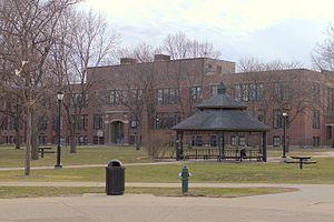 University of Wisconsin–La Crosse - Morris Hall, the third building built on campus