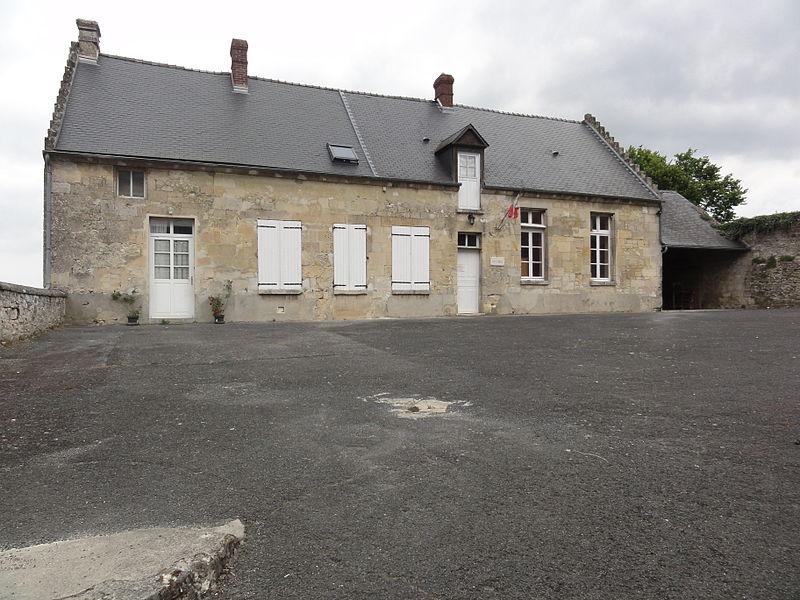 Mortefontaine (Aisne) mairie