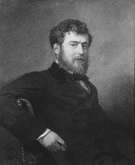 Morten Edvard Waern (1826-1896), direktör, disponent, gift med Emma Margaretha Catharina Nerman