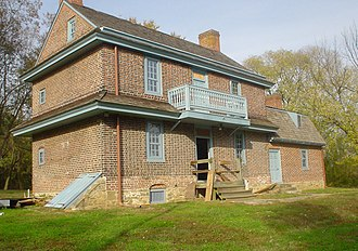 Norwood, Pennsylvania - Image: Morton Morton House