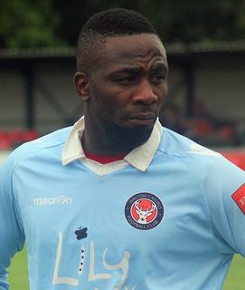 Moses Ashikodi Nigerian footballer