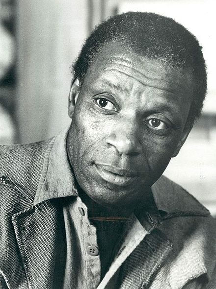 The episode was the final acting role of Moses Gunn (pictured). Moses Gunn 1974.jpg