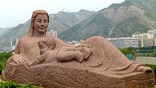 [Bild: 220px-Mother_Huang_He_Lanzhou.jpg]