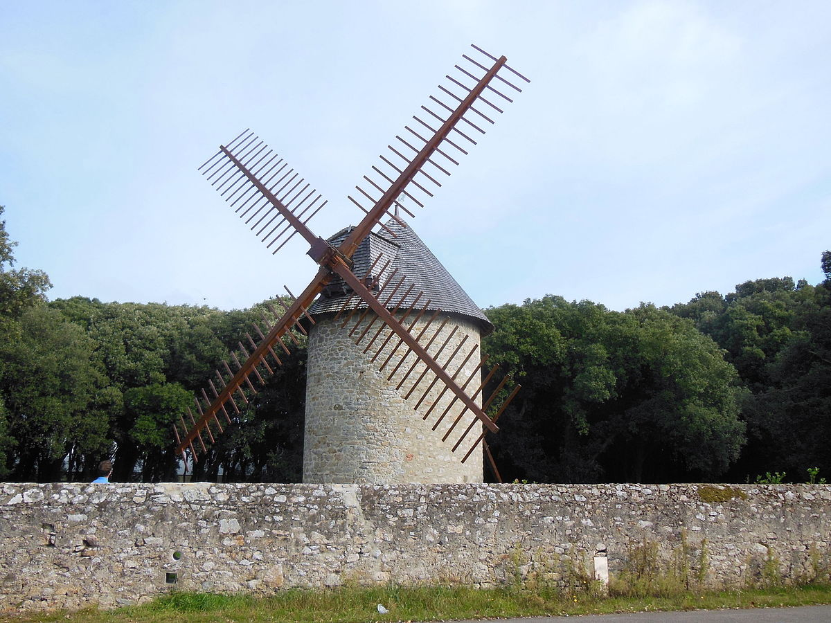 Moulin de la providence wikidata - Moulin de la borderie ...