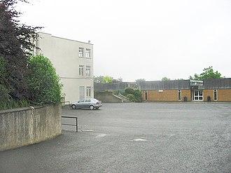 Mount Temple Comprehensive School - Main Mount Temple building