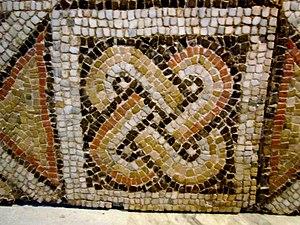 Aladzha Monastery - Image: Mozaiculdela Aladza 03