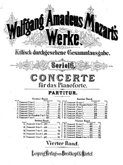 Image illustrative de l'article Concerto pour piano nº 20 de Mozart