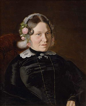John Pascoe Fawkner - Eliza Fawkner 1801–1858