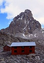 Mt kenya austrian hut with nelion.jpg