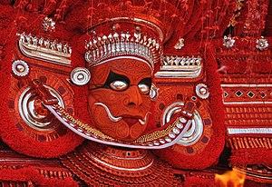 Valapattanam - Muchilottu Bhagavathi Theyyam