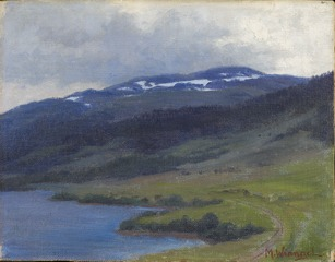 Mullfjället sett från Åre