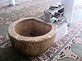 Murad Aghas mosque old well pool.JPG