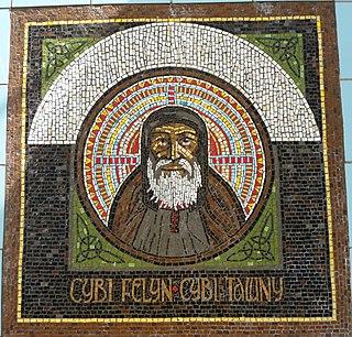 Cybi Cornish-Welsh bishop and saint