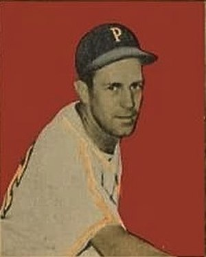 Murry Dickson - Dickson's 1949 Bowman Gum baseball card