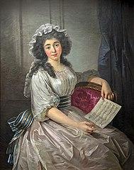 Marie Thérèse Eléonore Guignon dite \