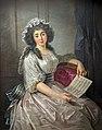 Musée du Vieux Toulouse - Marie Guignon dite Mademoiselle Lescot - Joseph Roques Inv. 64 2 2.jpg