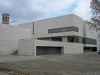 Sede del Museo de Lérida