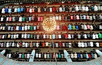 Muslims praying in a Masque in Bangladesh.jpg
