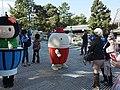 Mysterious traveler Hoo , なぞの旅人フー セントレアのキャラ - panoramio.jpg