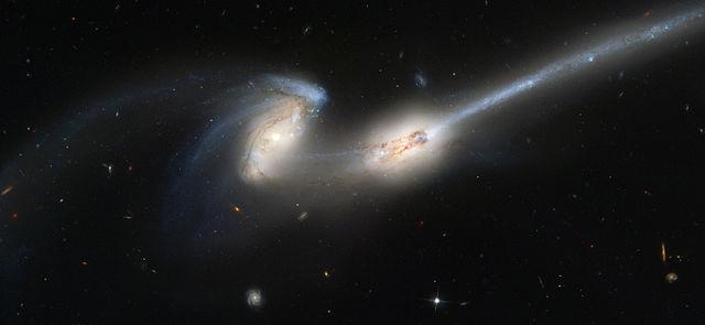 Галактики «Мышки»