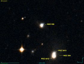 Image illustrative de l'article NGC 556