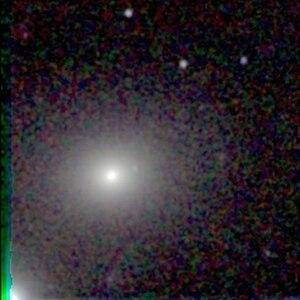 NGC 4459 - Image of the galaxy NGC 4459.