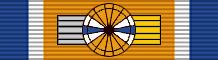 NLD Order of Orange-Nassau - Grand Officer BAR