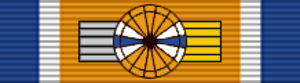 Charles A. Willoughby - Image: NLD Order of Orange Nassau Grand Officer BAR
