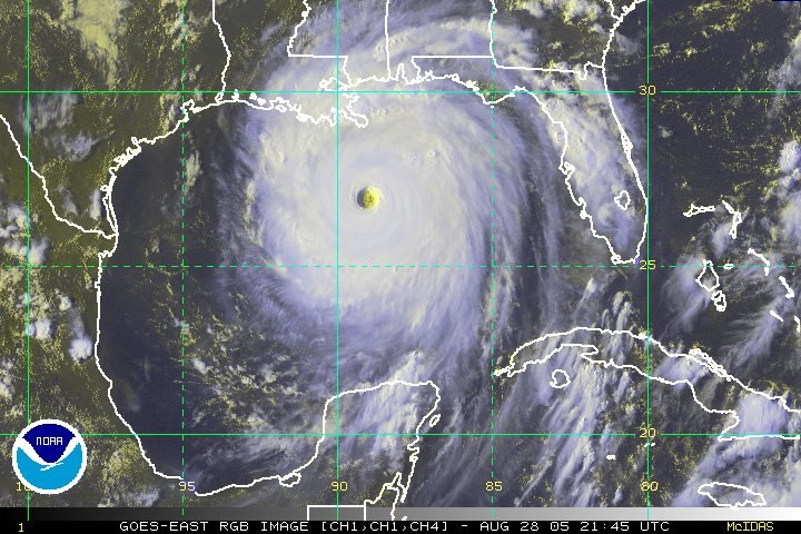 NOAA-Hurricane-Katrina-Aug28-05-2145UTC
