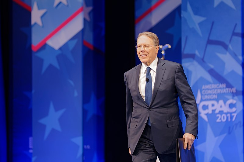 File:NRA Wayne LaPierre at CPAC 2017 on February 24th 2017 a by Michael Vadon 01.jpg
