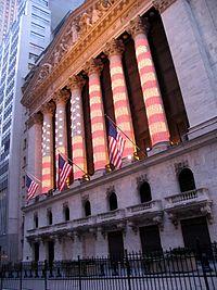ตลาดหลักทรัพย์นิวยอร์ก