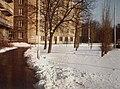 Na Rozdrożu Square winter 1978.jpg