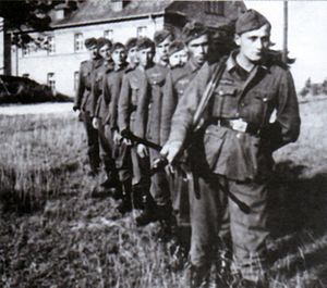 Nachtigall Battalion - Image: Nachtigall Battalion
