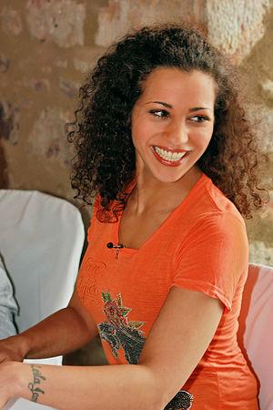 Nadja Benaissa - Benaissa in 2008