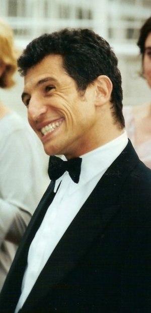 Nagui - Nagui at the 2000 Cannes Film Festival