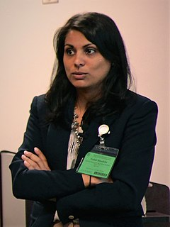 Nahid Bhadelia American infectious diseases physician and researcher
