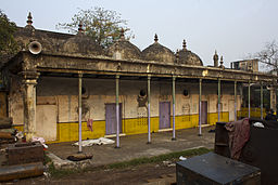 Nakhoda Burial Ground (Kabarsthan) - Masjid