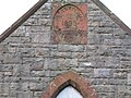 Naming and date above old Mission Hall Drumlemble. - geograph.org.uk - 117285.jpg