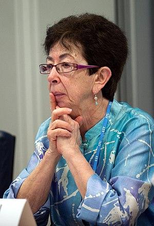 Nancy Hafkin - Hafkin in 2013