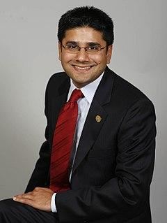 Yasir Naqvi Canadian politician