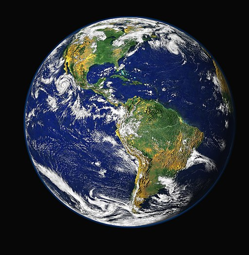 Geog100 1 a geographic approach to physical and human systems nasa blue marble image of earth by nasa gsfc noaa usgs public domain via wikimedia commons publicscrutiny Choice Image