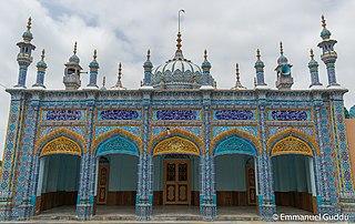 Naserpur Place in Sindh, Pakistan