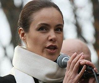 Natalia Korolevska Ukrainian politician and businesswoman