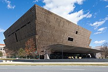 National Museum of African American History and Culture in February 2020.jpg