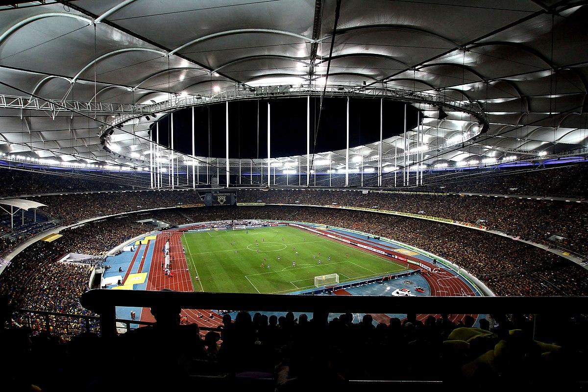 Image result for stadium bukit jalil